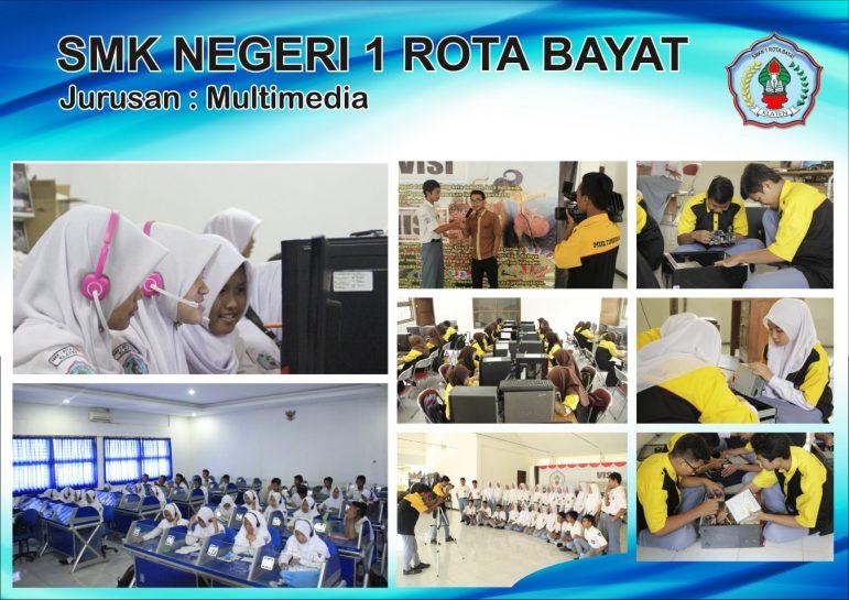 Foto Jurusan Multimedia SMKN 1 ROTA BAYAT