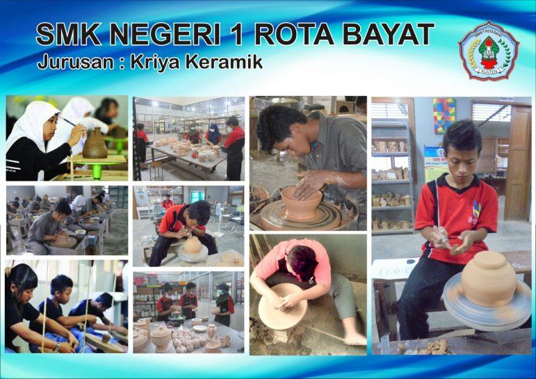 Foto Jurusan Kriya Keramik SMKN 1 ROTA BAYAT